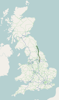 A19 UK route.png