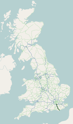A22 UK Route.png