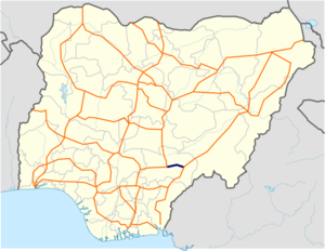 A344 Nigeria map.png