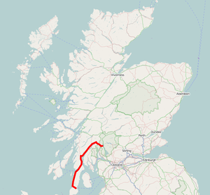 A83 UK Route.png