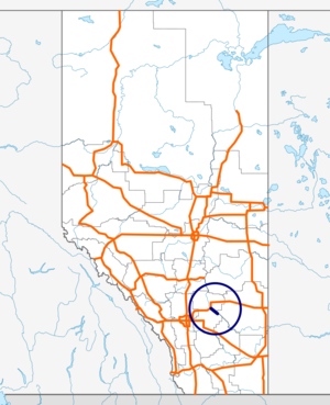 Alberta Highway 10 map.png