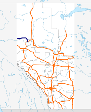 Alberta Highway 64 map.png
