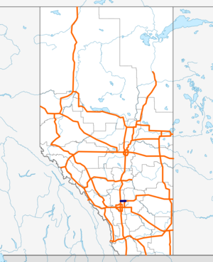 Alberta Highway 72 map.png
