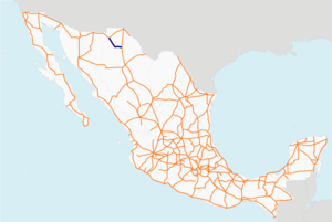 Carretera federal 10 map.png