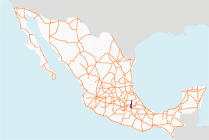 Carretera federal 119 map.png