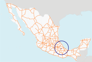 Carretera federal 123 map.png