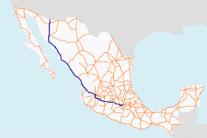 Carretera federal 15 map.png