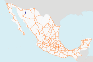 Carretera federal 17 map.png