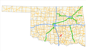 Chickasaw Turnpike map.png
