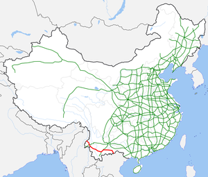 China G5615 map.png