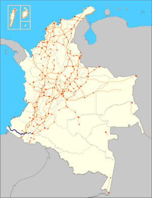 Colombia RN10 map.png
