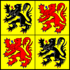 Flag of Hainaut.png