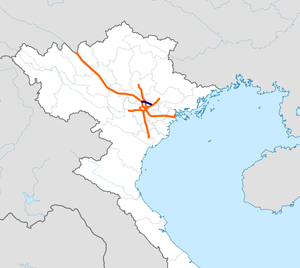 Hanoi Northern Bypass map.png