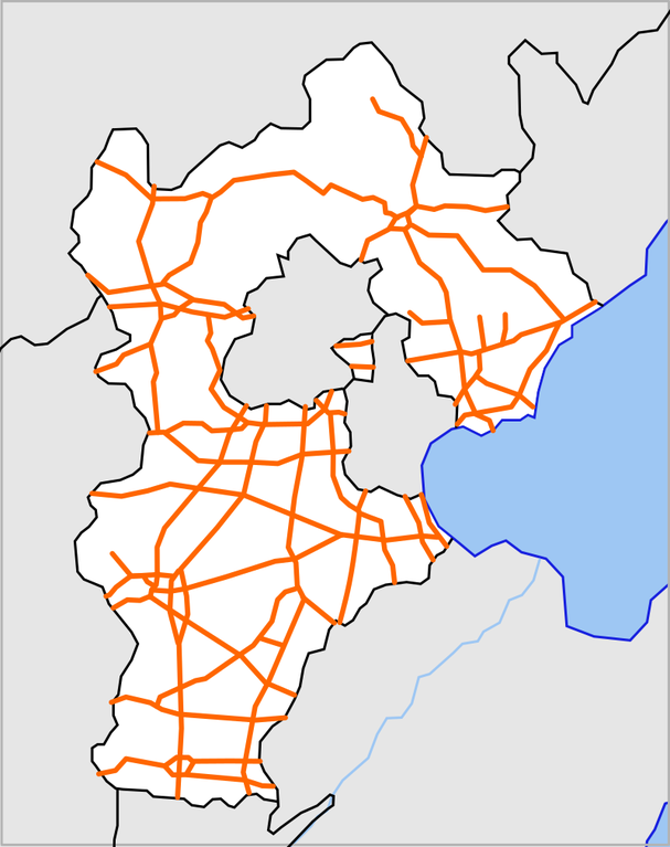 Bestand:Hebei expressway map.png