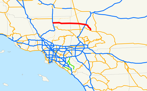 High Desert Corridor map.png