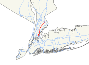 Hutchinson River Parkway map.png