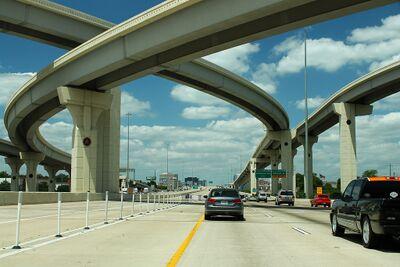 Gratis aansluiting in Houston