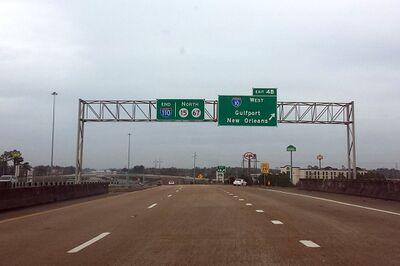 de aansluiting Biloxi MS