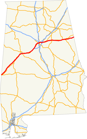 aansluiting Knoxville