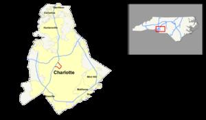 Aansluiting in Durham NC