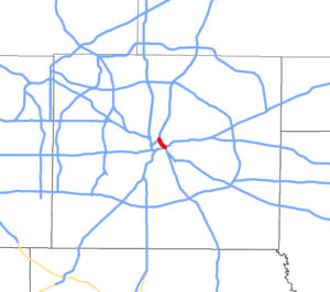I-345 TX map.png
