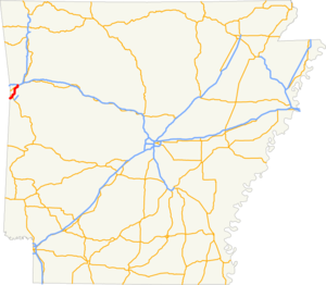 I-540 AR map.png