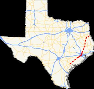 Map Of Interstate 69 In Texas.Interstate 69 In Texas Wegenwiki