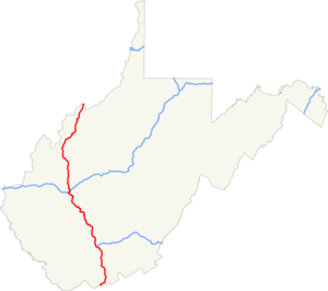 I-77 WV map.png