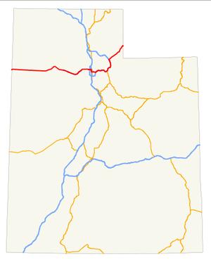 Interstate 80 In Utah Wegenwiki