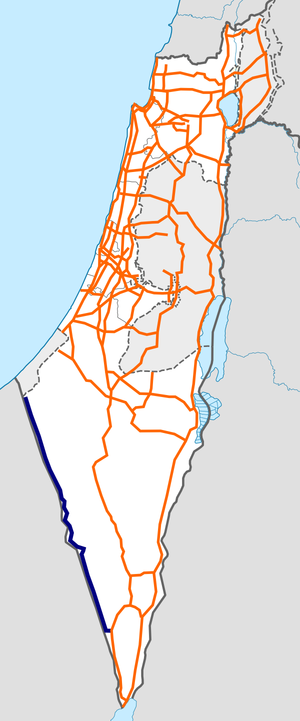 Israel Route 10 map.png