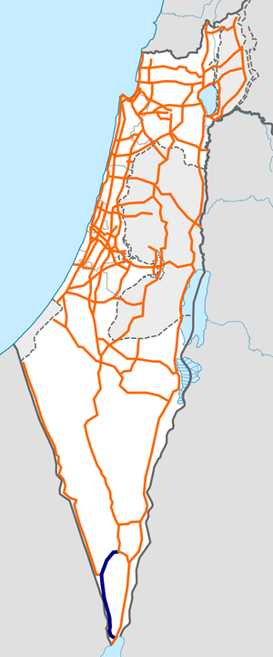Israel Route 12 map.png
