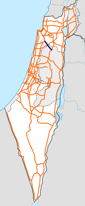 Israel Route 66 map.png