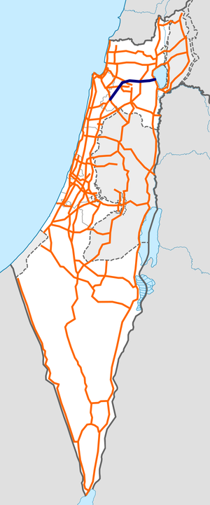 Israel Route 77 map.png