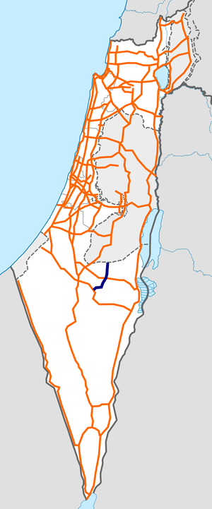 Israel Route 80 map.png