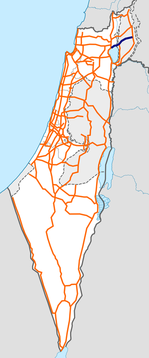 Israel Route 87 map.png