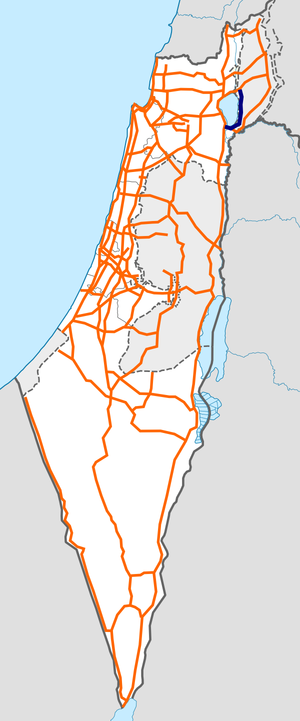 Israel Route 92 map.png