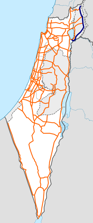 Israel Route 98 map.png