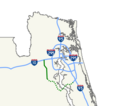 Jacksonville freeway map.png