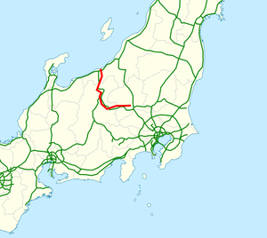 National highway 18 Japan map.png