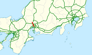 National highway 22 Japan map.png
