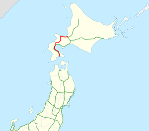 National highway 5 Japan map.png
