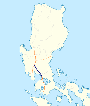 North Luzon Expressway map.png