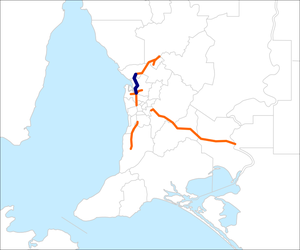 Northern Connector map.png