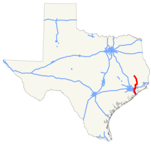 SR-146 TX map.png