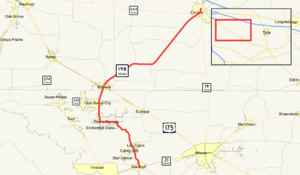 SR-198 TX map.png
