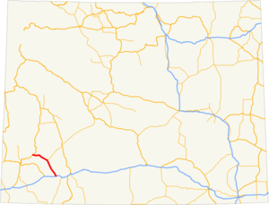 SR-372 WY map.png