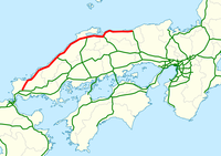 San-in Expressway map.png