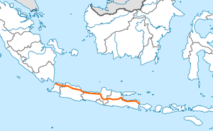 Trans-Java Toll Road map.png
