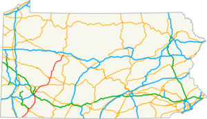 US 119 PA map.png
