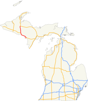 US 141 MI map.png